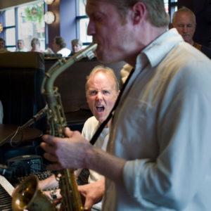 England, Birmingham, 20-07-14 Birmingham International Jazz and Blues festival. C-Jam at Th slug and Lettuce. © Photo Merlin Daleman